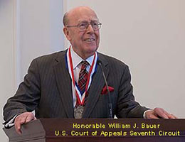Honorable William J. Bauer